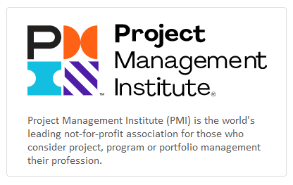 Project Management Institute (PMI) is the world's leading not-for-profit association for those who consider project, program or portfolio management their profession.